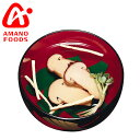 AMANO FOODS/アマノフーズ 松茸のお吸いもの (10食入り) 【インスタント/フリーズドライ/味噌汁】( キッチンブランチ )
