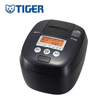 タイガー 圧力IH炊飯ジャー 炊きたて(5.5合炊き) ブラック JPC-B100-K 《 TIGER 》 ( キッチンブランチ )