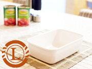 ホワイト シリーズ レクタングル キッチン ブランチ
