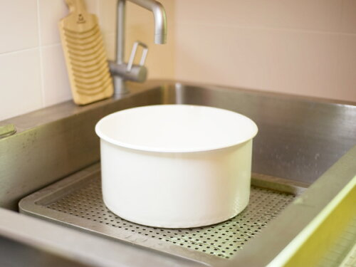 野田琺瑯 NODA 野田ホーロー ホーロー 丸型 洗い桶 ( WA-P )