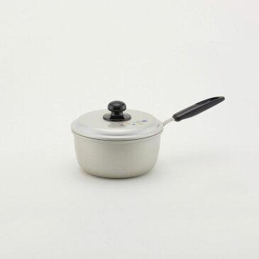 アルマイト エシャロット ミルクパン 14cm 片手鍋 鍋