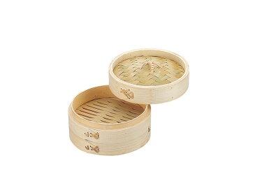 本竹・小籠包セイロ 蓋 18cm