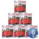 【箱入りセットでお買い得】MONTEBELLO/モンテベッロ サルサ・フレスカ・ディ・ポモドーロ 2.6kg <6缶セット> 【 ※ご注文後のキャンセル・返品・交換不可。 】