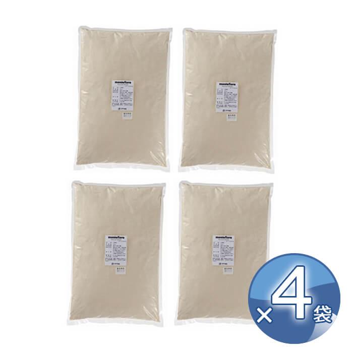 【箱入りセットでお買い得】Montefiore/モンテフィオーレ ファリーナ・ディ・セモラ 3kg<5袋セット>