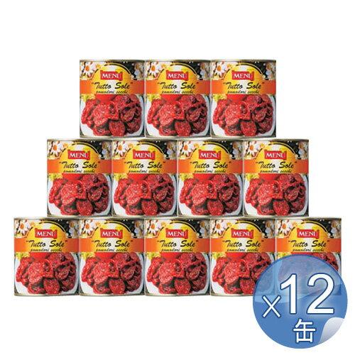 【箱入りセットでお買い得】Menu/メニュー社 ドライトマト・オイル漬け 800g<12缶セット>:キッチンブランチ