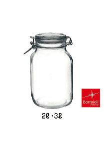 Bormioli Rocco/ボルミオリ・ロッコ ガラス フィド ジャー(1.49240(08029))<2リットル>
