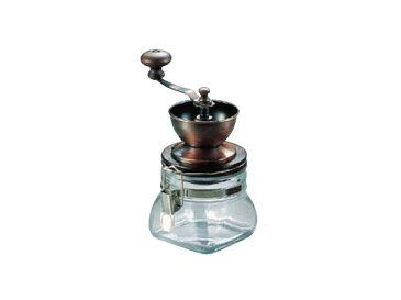 密封式コーヒーミル (ガラス製)(GCM-1)( キッチンブランチ )