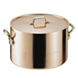 SAエトール銅半寸胴鍋24cm<24cm>