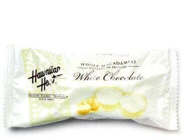 ハワイアンホスト マカダミアナッツチョコ ホワイト 2P