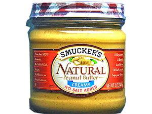 スマッカーズ ナチュラルピーナッツバター