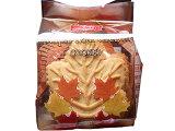 テイストデライト メイプルリーフクリームクッキー 3Pメープルシロップクッキー【プチギフト】【輸入食品】