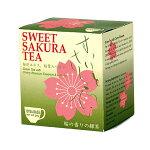 スイートサクラティー緑茶桜さくら【プチギフト】