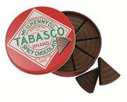 ホワイト タバスコ スパイシーダークチョコレート プチギフト