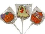 ハロウィンHALLOWEENハロウィーンお菓子ハロウィンロリポップチョコレート【輸入食品】