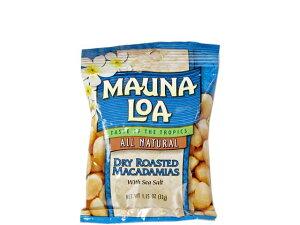 マウナロア 塩味マカデミアナッツ Sサイズ【輸入食品】