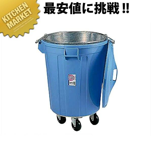 BK ペール パンチングざるセット 65型 ゴミ箱 大型ごみ箱 ザル ざる セット ダストボックス バケツ 厨房 弁慶 業務用 【kmaa】:業務用厨房機器のKITCHEN MARKET