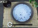 日本の夏、冷やし麺の夏♪【セール】うるしぞめ(漆染)7.5麺皿23.7cm(%OFF)【10P15Mar11