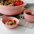 キューピット ピンク とんすい φ12.5cm ..- 呑水/手付小鉢/鍋用小鉢/日本製 業務用食器 TOKAI20141004