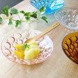 ガラスデザート皿 ピンク ガラス製器..- アデリア/日本製/【HLS_DU】業務用食器