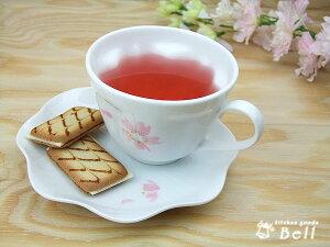桜が咲いたよ♪さくらが咲くコーヒー碗皿 ..-【RCP】 【HLS_DU】 業務用食器
