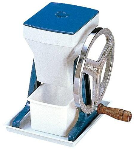 新品!CHUBU 手動式アイスクラッシャー(クラッシュアイス) HA-1700