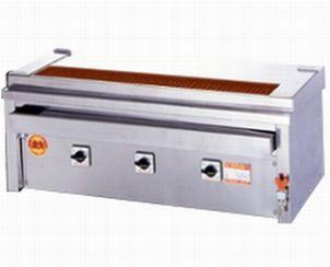 【送料無料】新品!ヒゴグリラー 焼鳥専用タイプ 卓上型 3P-204KC 【電気グリラー/卓上型/焼物】