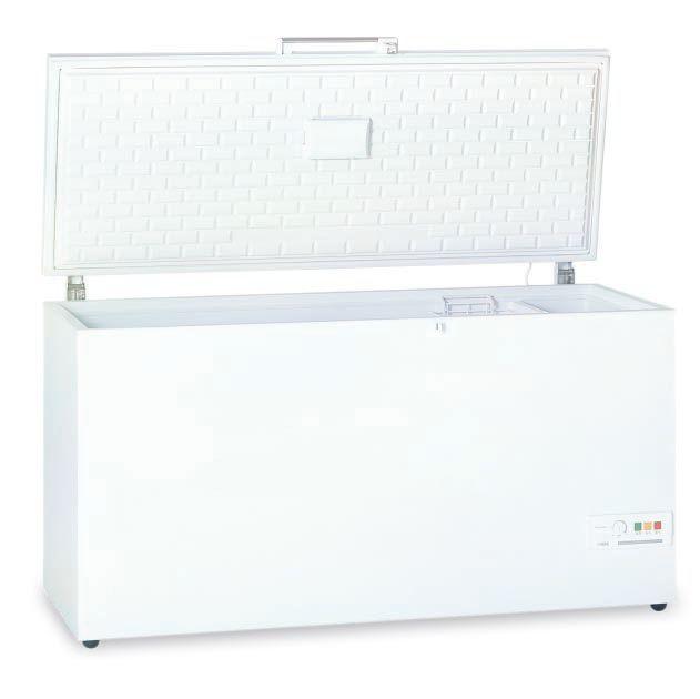 新品!三ツ星 チェスト型 冷凍ストッカー (464L) MV-6464