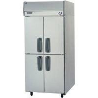 新品!パナソニック(旧サンヨー)冷凍庫SRF-J983VSAW900*D800(200V)