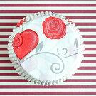 ケーキカップマフィン型ベーキングカップ紙製赤のギンガム60枚入りパラフィン紙ドイツ製