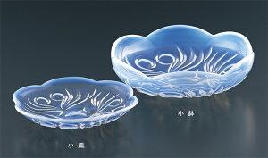 昭和初期のレトログラスを再現!昭和モダンガラス 『小皿』