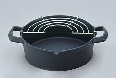 南部鉄器 『天ぷら鍋 20』 岩鋳 日本製   【RCP】25009