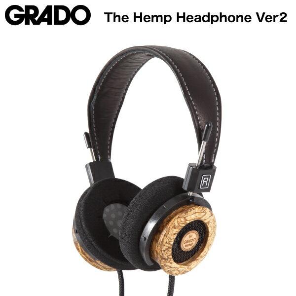 オーディオ, ヘッドホン・イヤホン GRADO The Hemp Headphone Ver2 The Hemp Headphone Ver2 () PSR