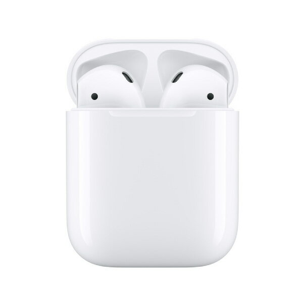 オーディオ, ヘッドホン・イヤホン  Apple AirPods with Charging Case (2) MV7N2JA () KK9N0D18P
