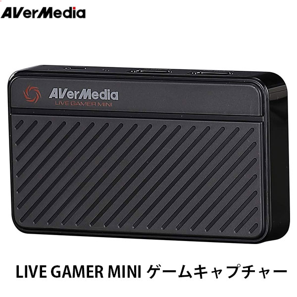 PCアクセサリー, その他 AVerMedia TECHNOLOGIES LIVE GAMER MINI GC311 USB2.0 HDMI GC311 ()