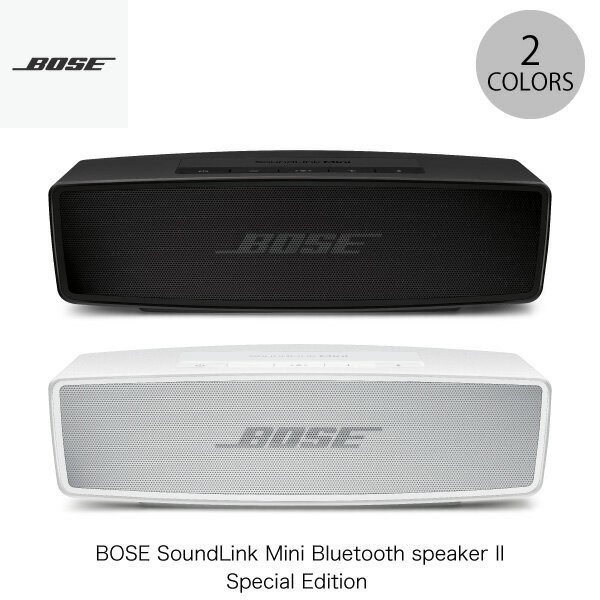 オーディオ, ポータブルスピーカー  BOSE SoundLink Mini Bluetooth speaker II Special Edition (Bluetooth) Work From Home