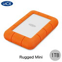 """●気になる商品 LaCie Rugged Mini LAC301558 IP67の防水・防塵、耐衝撃で使用シーンを選ばず、快適な高速データ転送を実現するポータブルハードディスク""""LaCie Rugged Mini HDD""""。 ■ 本製品はグローバルパッケージ製品です。パッケージ・マニュアルなどは日本語を含む多言語で表記されています。 ■ USB2.0の10倍以上の高速転送(最大5Gbps : 理論値)を実現するUSB3.0規格に対応しており、最高130MB/sのデータ転送を実現します。 ■ キズが付きにくい独自のアルミボディとゴムバンパーにより、外部からの衝撃をやわらげる耐衝撃設計を採用しています。 ■ ACアダプタなどの外部電源を必要としないバスパワー仕様です。 ■ 付属のアプリケーション「LaCie Desktop Manager」でエコモード設定にすることで、ハードディスクの消費電力を抑え節電効果を実現します。 ■ 最初にドライブのフォーマットタイプをウィザード形式で選べる「LaCie Setup」を搭載し、WindowsでもMacでも最適なフォーマットを選択可能です。 ■ Mac OS Xと macOSに標準搭載されているバックアップソフトウェアTime Machineに対応しています。 ■ EUの「RoHS指令(電気・電子機器に対する特定有害物質の使用制限)」に準拠(10物質)した、環境にやさしい製品です。 ■ 世界的に有名なデザイナーNeil Poultonによる洗練されたデザインです。 [仕様情報] LaCie型番 : LAC301558 対応パソコン : 標準でUSB3.0またはUSB2.0インターフェイスを搭載したApple Macシリーズまたはパソコン(600MB以上のディスク空き容量があること) 対応OS : Windows 7以降、Mac OS X 10.5以降 外形寸法 : 幅86mmx奥行135mmx高さ19mm 重量 : 約400g ドライブ数 : 1 回転数 : 非固定 インタフェース : USB3.0/2.0 入力電圧 : 5V(バスパワー) コネクタ形状 : USB3.0 Micro-B x1 RAID機能 : 無し セキュリティスロット : 無し 出荷時フォーマット : LaCie Setup Assistant(ウィザード形式) 冷却FAN : 無し PC電源連動 : ○ アクセスLED : 無し 付属品 : USBケーブル(Micro-B to Type-C) x1、QIG 使用可能地域 : 日本国内※本製品の日本国外での使用、海外からのテクニカルサポート、製品保証については、いっさいお受けいたしかねますので、あらかじめご了承ください。 電気用品安全法 : 対象外 RoHS指令 : EU RoHS指令準拠(10物質) 保証期間 : 2年 [保証期間] 2年間 [メーカー]ラシー Lacie [商品型番] LAC301558 [バーコード] 3660619315581 [規格] USB3.0[材質] アルミニウム[材質] Rubber[性能] 高耐久[性能] バスパワー[性能] 生活防水[性能] 防塵[性能] 防水[性能] バンパー[容量] 1TB [シリーズ]s_4846503611Lacie 1TB Rugged Mini USB 3.0対応 耐衝撃 外付けHDD (ポータブル) # LAC301558 ラシー 【バリエーション】 [family] 48465047441"""