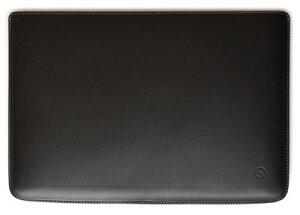 [ネコポス不可] buzzhouse design ハンドメイドレザーケース for MacBook Pro 13インチ Retinaディスプレイ ブラック (MADE IN JAPAN) # bh-0309  バズハウスデザイン (Macノート用 スリーブケース)