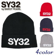 SY32bySWEETYEARSニット帽