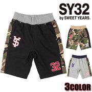 SY32bySWEETYEARSハーフパンツメンズショートパンツ