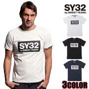 SY32bySWEETYEARSTシャツメンズエスワイサーティトゥバイスィートイヤーズ