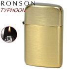 RONSONTYPHOONロンソンタイフーンR30-0003ブラスサテンオイルライター
