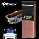 KATANAカタナW08-0007カッパーヘアラインガス注入式フラットフレームライター