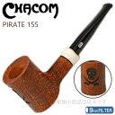 CHACOMシャコムパイプパイレーツ155ポーカー【9mmフィルター対応】[42292]