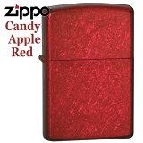 ZIPPO ジッポー 21063 Candy Apple Red キャンディーアップルレッド ZIPPOライター zippoメンズ ギフト