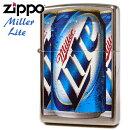 ZIPPO28250MillerLite���ץ�å��塦�ƥ������㡼�ù����åݡ��ߥ顼���饤��