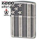 ZIPPOジッポ/ジッポー28974U.S.FlagArmorアーマー星条旗アンティークシルバージッポーライターZippoLighterジッポ/ジッポーzippo