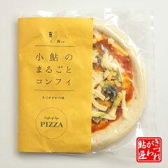 鮎ピザ[冷凍]
