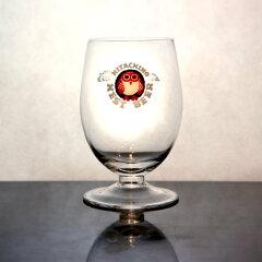 常陸野ネストビールのロゴ入りグラス常陸野ネストビール オリジナルゴブレットグラス350ml