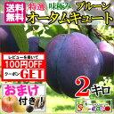 9月中旬発送 特選 高級プルーン オータムキュート 減農薬 長野県産 2キロ