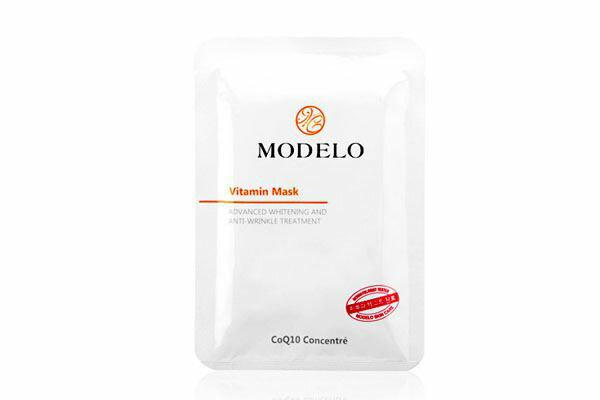 スキンケア, シートマスク・フェイスパック Modelo Premium Vitamin Mask 101